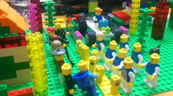 Raccontare Innovazione, Tradizione, Qualità, Maestria con  LEGO® SERIOUS PLAY®